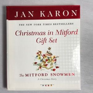 Christmas Gift Book Set By Jan Karon